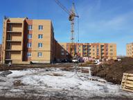 Ход строительства ЖК Ключ г.Магнитогорск, Апрель 2018