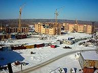 Ход строительства ЖК Ключ г.Магнитогорск, Февраль 2018