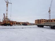 Ход строительства ЖК Ключ г.Магнитогорск, Январь 2018