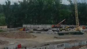 Ход строительства ЖК Ключ г.Магнитогорск, Июль 2017