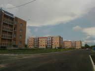 Ход строительства ЖК Ключ г.Магнитогорск, Июль 2018