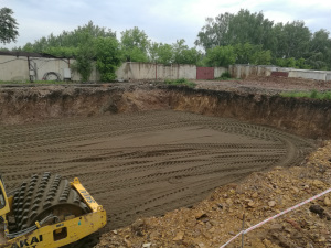Ход строительства ЖК Ключ г.Магнитогорск, Июнь 2017