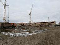 Ход строительства ЖК Ключ г.Магнитогорск, Ноябрь 2017