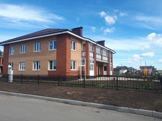 Ход строительства ЖК Ключевской г.Магнитогорск, Июнь 2019
